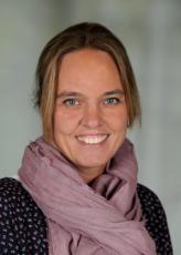 Sekretärin Stefanie Wieser
